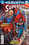 Cover for Supergirl (DC, 2016 series) #4