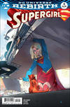 Cover for Supergirl (DC, 2016 series) #4 [Bengal Cover]
