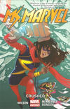 Cover for Ms. Marvel (Marvel, 2014 series) #3 - Crushed
