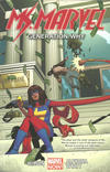 Cover for Ms. Marvel (Marvel, 2014 series) #2 - Generation Why