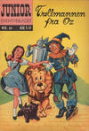 Cover for Junior Eventyrbladet [Eventyrbladet] (Illustrerte Klassikere / Williams Forlag, 1957 series) #22 - Trollmannen fra Oz