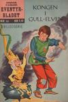 Cover for Junior Eventyrbladet [Eventyrbladet] (Illustrerte Klassikere / Williams Forlag, 1957 series) #32 - Kongen i gull-elven