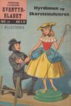 Cover for Junior Eventyrbladet [Eventyrbladet] (Illustrerte Klassikere / Williams Forlag, 1957 series) #33 - Hyrdinnen og skorsteinsfeieren