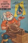 Cover for Junior Eventyrbladet [Eventyrbladet] (Illustrerte Klassikere / Williams Forlag, 1957 series) #36 - Alvene og skomakeren