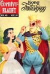 Cover for Junior Eventyrbladet [Eventyrbladet] (Illustrerte Klassikere / Williams Forlag, 1957 series) #45 - Kong Trosteskjegg