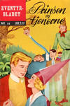 Cover for Junior Eventyrbladet [Eventyrbladet] (Illustrerte Klassikere / Williams Forlag, 1957 series) #38 - Prinsen og tjenerne