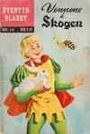 Cover for Junior Eventyrbladet [Eventyrbladet] (Illustrerte Klassikere / Williams Forlag, 1957 series) #39 - Vennene i skogen