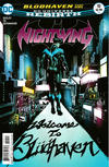 Cover for Nightwing (DC, 2016 series) #10