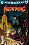 Cover for Nightwing (DC, 2016 series) #10 [Ivan Reis / Oclair Albert Cover]
