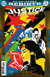 Cover Thumbnail for Justice League (2016 series) #10 [Yanick Paquette Cover Variant]