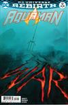 Cover for Aquaman (DC, 2016 series) #12 [Joshua Middleton Cover]