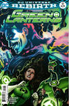 Cover for Green Lanterns (DC, 2016 series) #12 [Emanuela Lupacchino Variant Cover]