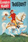 Cover for Junior Eventyrbladet [Eventyrbladet] (Illustrerte Klassikere / Williams Forlag, 1957 series) #50 - Trollfatet