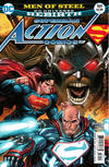 Cover for Action Comics (DC, 2011 series) #969
