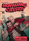 Cover for Hopalong Cassidy (Export Publishing, 1949 series) #24