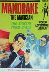 Cover for Mandrake the Magician World Adventure Library (World Distributors, 1967 series) #7
