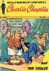 Cover for Charlie Chaplin (Illustrerte Klassikere / Williams Forlag, 1973 series) #3/1973