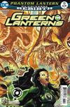 Cover for Green Lanterns (DC, 2016 series) #13 [Tyler Kirkham Cover]