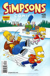 Cover for Simpsons Comics (Bongo, 1993 series) #235