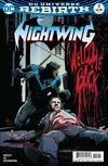 Cover for Nightwing (DC, 2016 series) #11 [Ivan Reis / Oclair Albert Cover]
