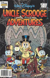 Cover for Walt Disney's Uncle Scrooge Adventures (Gladstone, 1993 series) #27 [Newsstand]