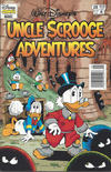 Cover for Walt Disney's Uncle Scrooge Adventures (Gladstone, 1993 series) #28 [Newsstand]