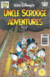 Cover for Walt Disney's Uncle Scrooge Adventures (Gladstone, 1993 series) #29 [Newsstand]