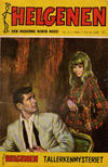 Cover for Helgenen (Normic Press, 1966 series) #3/1966