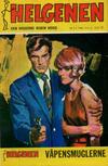 Cover for Helgenen (Romanforlaget, 1966 series) #5/1966