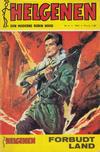 Cover for Helgenen (Romanforlaget, 1966 series) #4/1967