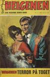 Cover for Helgenen (Romanforlaget, 1966 series) #2/1968