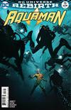 Cover for Aquaman (DC, 2016 series) #13 [Joshua Middleton Variant]