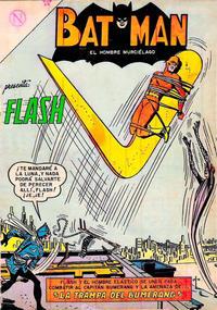 Cover Thumbnail for Batman (Editorial Novaro, 1954 series) #206