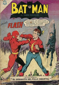 Cover Thumbnail for Batman (Editorial Novaro, 1954 series) #241