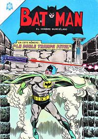 Cover Thumbnail for Batman (Editorial Novaro, 1954 series) #257
