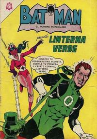 Cover Thumbnail for Batman (Editorial Novaro, 1954 series) #258