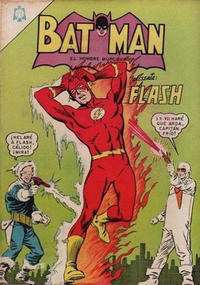 Cover Thumbnail for Batman (Editorial Novaro, 1954 series) #263