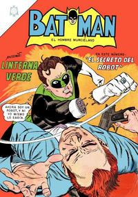 Cover Thumbnail for Batman (Editorial Novaro, 1954 series) #313