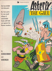 Cover Thumbnail for Asterix (William Morrow and Company, 1970 series) #[1] [unknown printing] - Asterix the Gaul