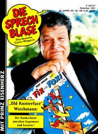 Cover Thumbnail for Die Sprechblase (Norbert Hethke Verlag, 1978 series) #182