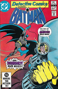 Cover Thumbnail for Detective Comics (DC, 1937 series) #518 [Direct Sales]