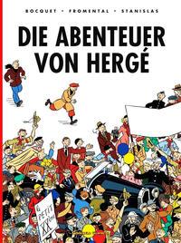 Cover Thumbnail for Die Abenteuer von Hergé (Carlsen Comics [DE], 2001 series)