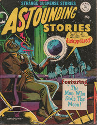 Cover Thumbnail for Astounding Stories (Alan Class, 1966 series) #172