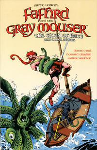 Cover Thumbnail for Fritz Leiber's Fafhrd and the Gray Mouser: Cloud of Hate and Other Stories (Dark Horse, 2016 series)