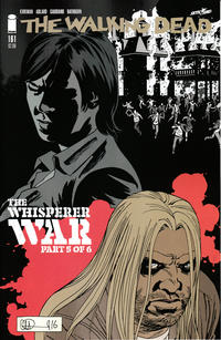 Cover Thumbnail for The Walking Dead (Image, 2003 series) #161