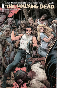 Cover for The Walking Dead (Image, 2003 series) #161