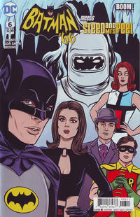 Cover Thumbnail for Batman '66 Meets Steed and Mrs. Peel (DC, 2016 series) #6