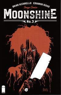 Cover Thumbnail for Moonshine (Image, 2016 series) #3 [Cover A - Eduardo Risso]