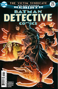 Cover Thumbnail for Detective Comics (DC, 2011 series) #946