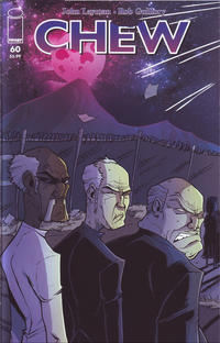 Cover Thumbnail for Chew (Image, 2009 series) #60